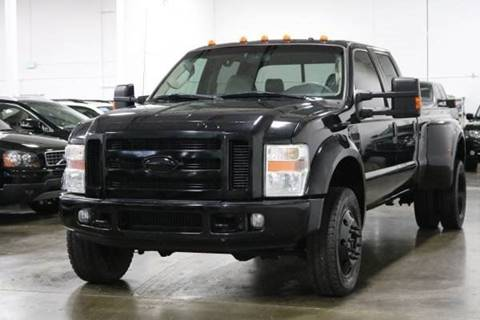 2008 Ford F-450 Super Duty for sale at MS Motors in Portland OR