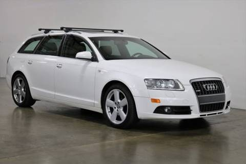 2008 Audi A6 for sale at MS Motors in Portland OR