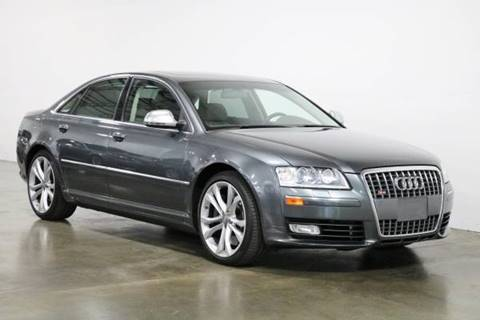2008 Audi S8 for sale at MS Motors in Portland OR