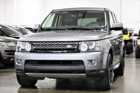 2013 Land Rover Range Rover Sport for sale at MS Motors in Portland OR
