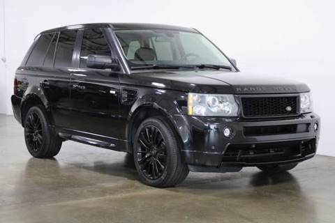 2009 Land Rover Range Rover Sport for sale at MS Motors in Portland OR
