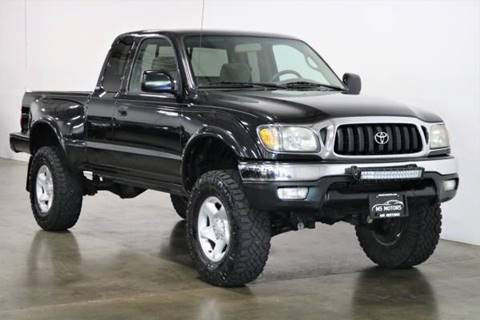 2003 Toyota Tacoma for sale at MS Motors in Portland OR
