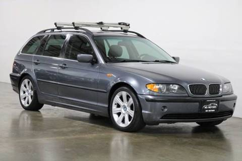 2003 BMW 3 Series for sale at MS Motors in Portland OR