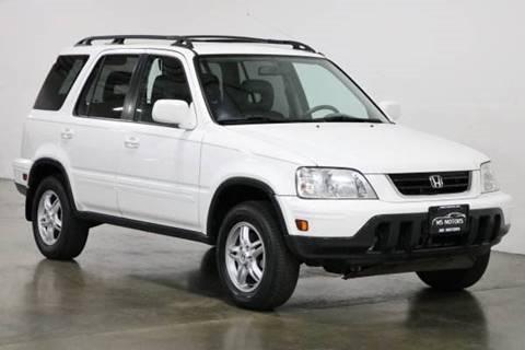 2000 Honda CR-V for sale at MS Motors in Portland OR