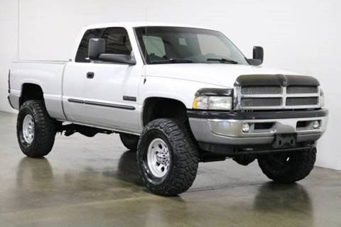 2002 Dodge Ram Pickup 2500 for sale at MS Motors in Portland OR
