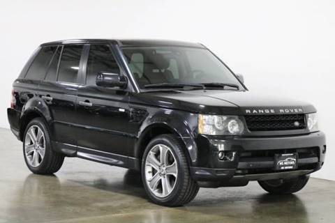 2010 Land Rover Range Rover Sport for sale at MS Motors in Portland OR