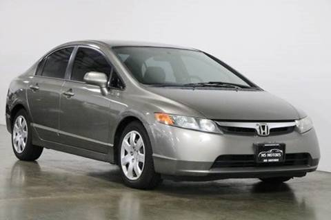 2006 Honda Civic for sale at MS Motors in Portland OR