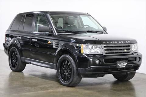 2006 Land Rover Range Rover Sport for sale at MS Motors in Portland OR