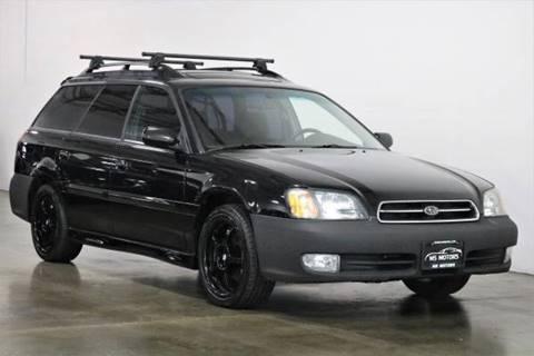 2001 Subaru Legacy for sale at MS Motors in Portland OR