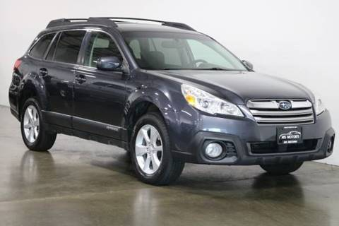 2013 Subaru Outback for sale at MS Motors in Portland OR