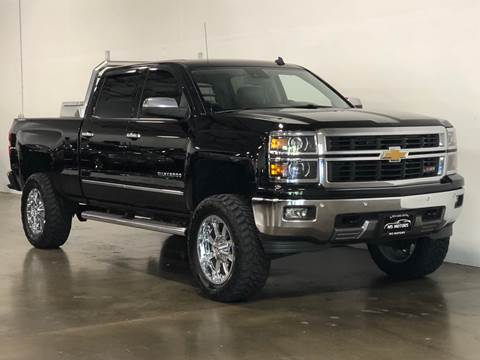 2014 Chevrolet Silverado 1500 for sale at MS Motors in Portland OR