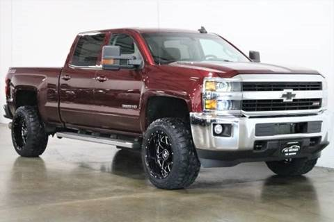 2016 Chevrolet Silverado 3500HD for sale at MS Motors in Portland OR