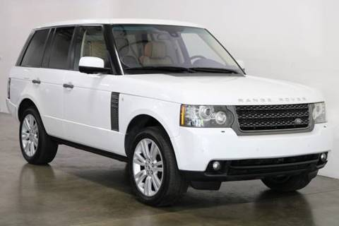 2011 Land Rover Range Rover for sale at MS Motors in Portland OR