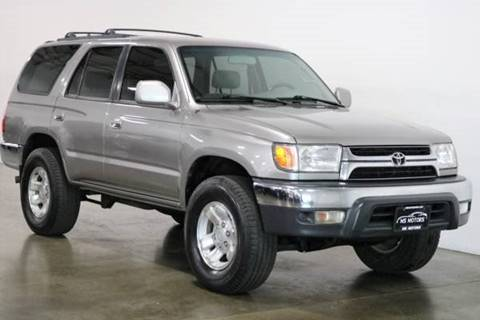 2002 Toyota 4Runner for sale at MS Motors in Portland OR