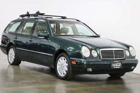 1998 Mercedes-Benz E-Class for sale at MS Motors in Portland OR