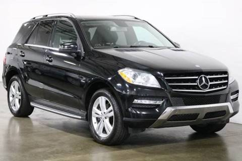 2012 Mercedes-Benz M-Class for sale at MS Motors in Portland OR