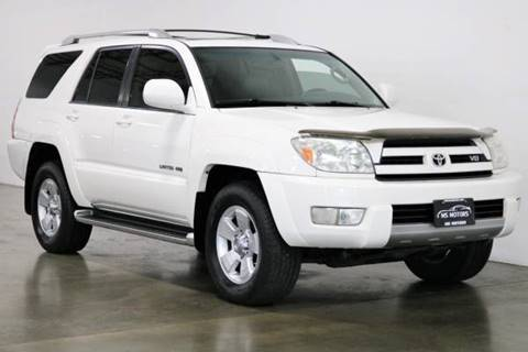 2004 Toyota 4Runner for sale at MS Motors in Portland OR