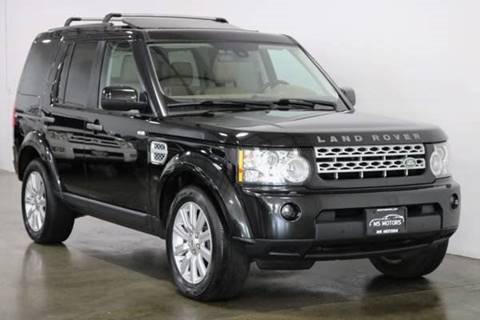 2012 Land Rover LR4 for sale at MS Motors in Portland OR