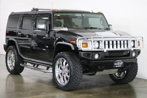 2007 HUMMER H2 for sale at MS Motors in Portland OR