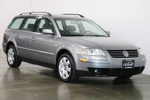 2003 Volkswagen Passat for sale at MS Motors in Portland OR