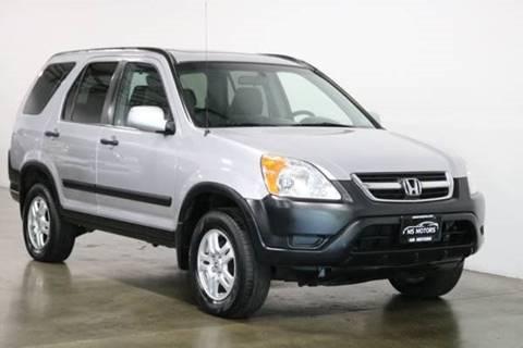 2004 Honda CR-V for sale at MS Motors in Portland OR