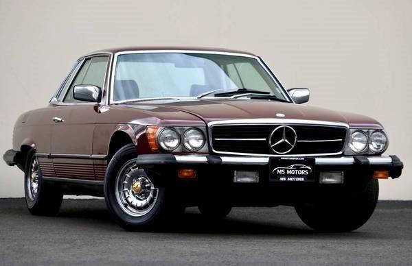 Mercedes Of Portland >> 1982 Mercedes Benz 450 Class Portland Or Portland Oregon