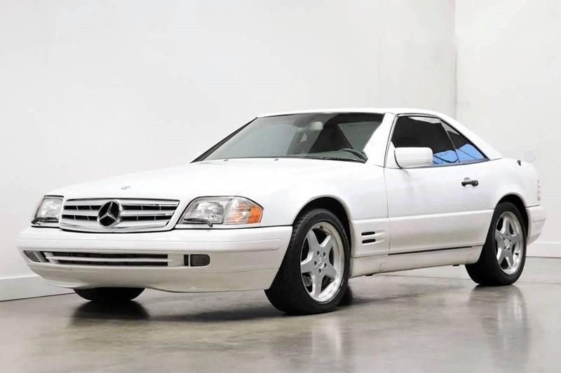 Mercedes Benz Portland >> 1997 Mercedes Benz Sl Class Sl 500 Sl1 Sport 2dr Convertible