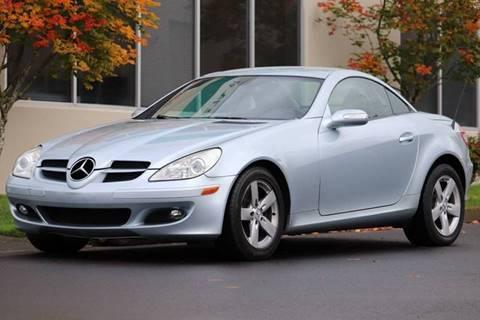 2007 Mercedes-Benz SLK for sale in Portland, OR