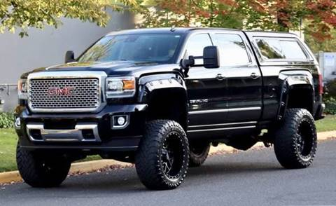 2015 GMC Sierra 2500HD for sale in Portland, OR