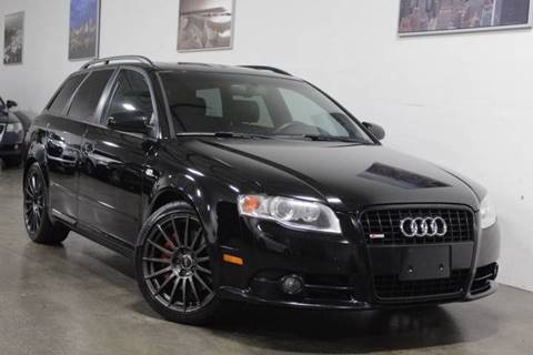 2007 Audi A4 for sale at MS Motors in Portland OR