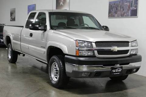 2004 Chevrolet Silverado 2500HD for sale at MS Motors in Portland OR
