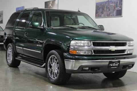 2003 Chevrolet Tahoe for sale at MS Motors in Portland OR