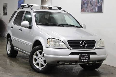 2000 Mercedes-Benz M-Class for sale at MS Motors in Portland OR