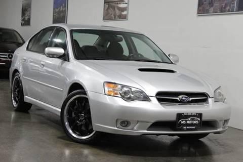 2005 Subaru Legacy for sale at MS Motors in Portland OR