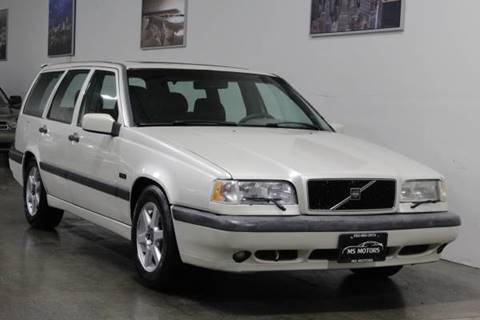 1996 Volvo 850 for sale at MS Motors in Portland OR