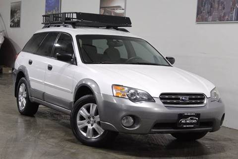2005 Subaru Outback for sale at MS Motors in Portland OR