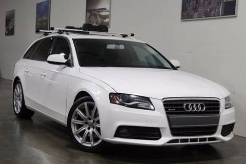 2010 Audi A4 for sale at MS Motors in Portland OR
