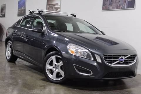 2012 Volvo S60 for sale at MS Motors in Portland OR