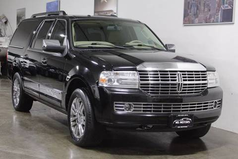 2008 Lincoln Navigator L for sale at MS Motors in Portland OR