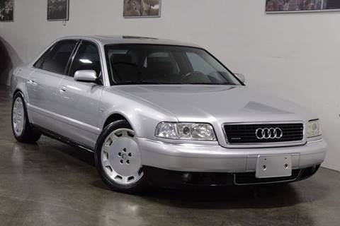 2001 Audi A8 L for sale at MS Motors in Portland OR