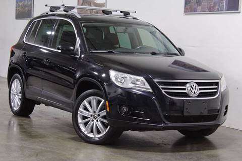 2011 Volkswagen Tiguan for sale at MS Motors in Portland OR