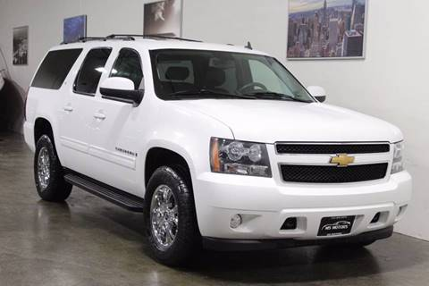 2009 Chevrolet Suburban for sale at MS Motors in Portland OR