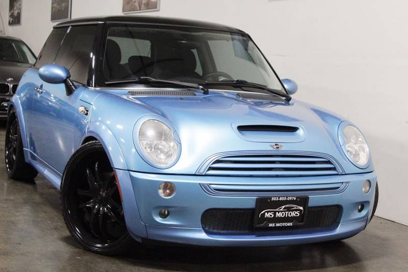 Mini Cooper Portland >> 2004 Mini Cooper Portland Or Portland Oregon Hatchback Vehicles