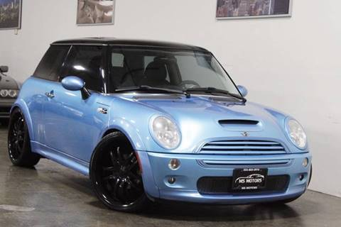 2004 MINI Cooper for sale at MS Motors in Portland OR