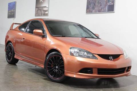 2005 Acura RSX for sale at MS Motors in Portland OR