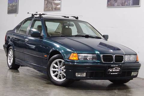 1997 BMW 3 Series for sale at MS Motors in Portland OR