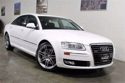 2009 Audi A8 L for sale at MS Motors in Portland OR