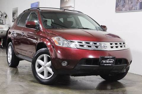 2005 Nissan Murano for sale at MS Motors in Portland OR