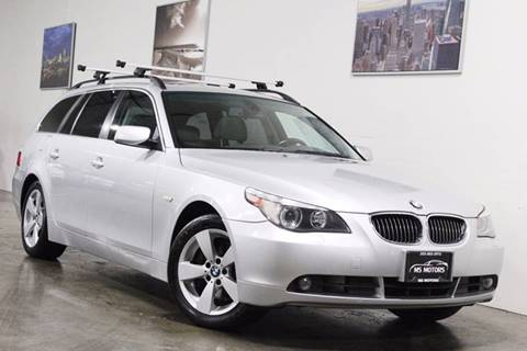 2006 BMW 5 Series for sale at MS Motors in Portland OR