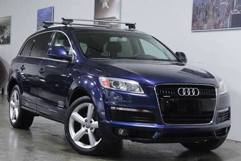 2007 Audi Q7 for sale at MS Motors in Portland OR